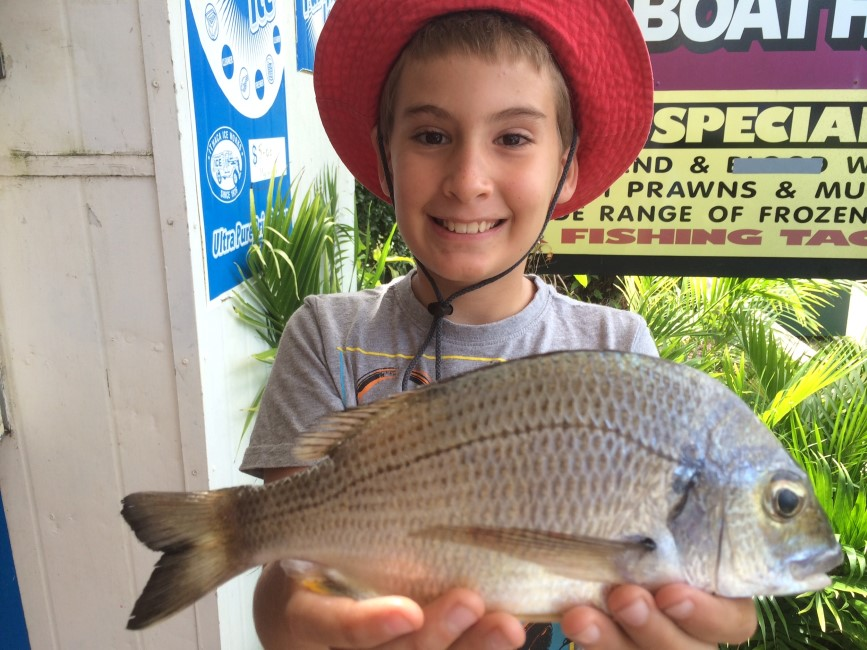 Corey Sellies Bream Chambers