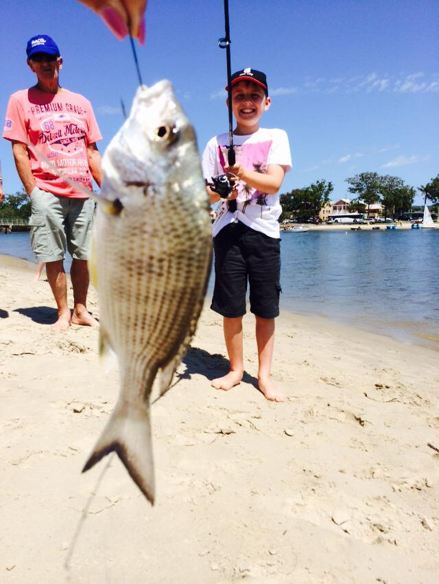 Miles Moore Chambers Island Bream