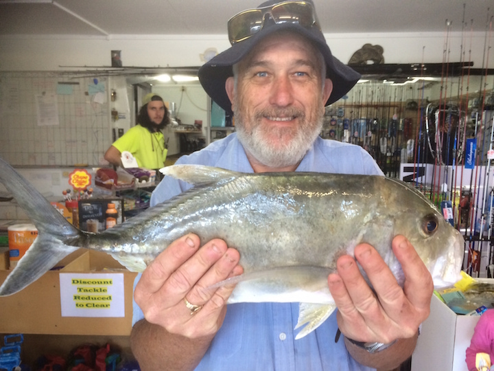 Greg Hutchinson Giant Trevally