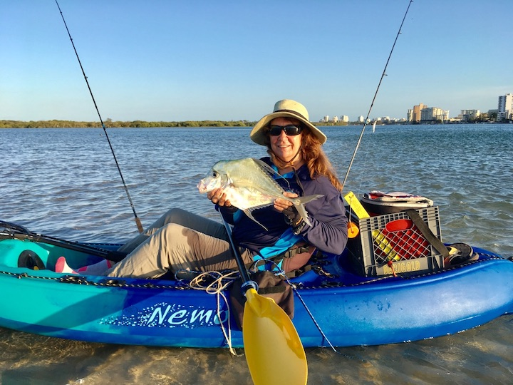 Chrissy Bell Diamond Trevally