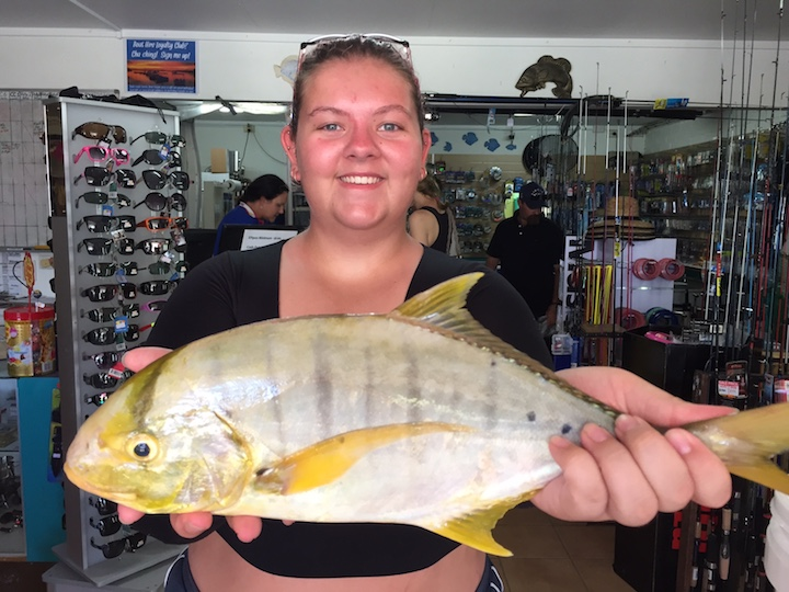 Deanna Chapman Golden Trevally