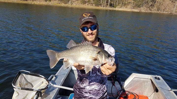 Ben Jones Borumba Dam Bass