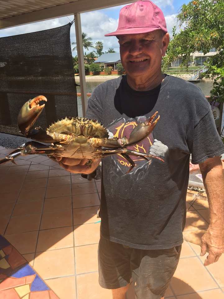 Paul Kelly Crab