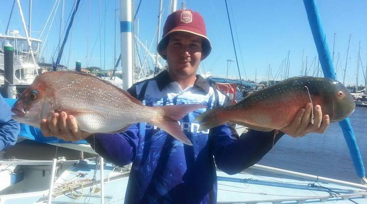 Venus Snapper Deep End Fishing Charter Barwon