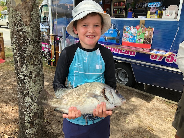 conner Murry bream
